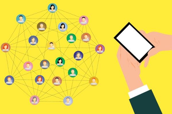 building your social media network presence, Social media marketing